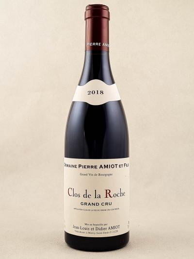 Pierre Amiot - Clos de la Roche 2018