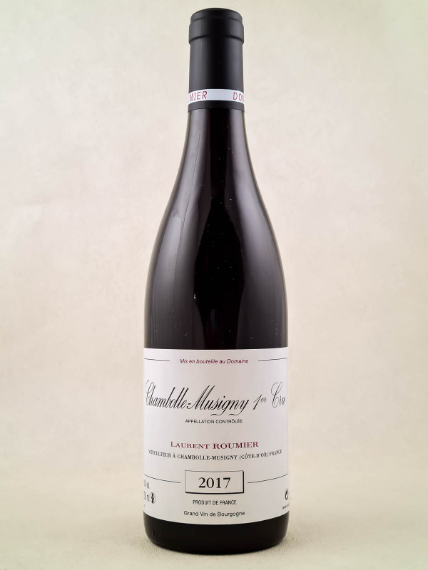 Laurent Roumier - Chambolle Musigny 1er cru 2017