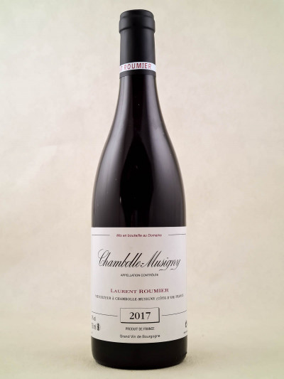 Laurent Roumier - Chambolle Musigny 2017