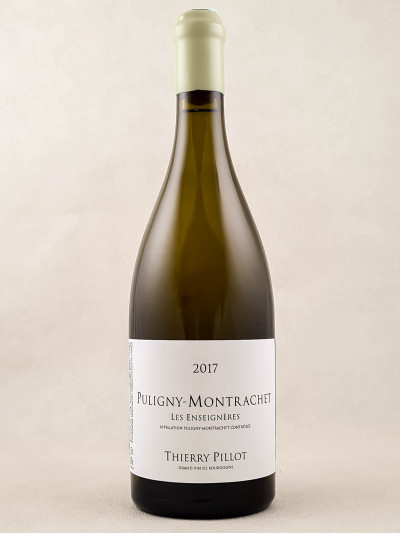 """Thierry Pillot - Puligny Montrachet """"Les Enseignères"""" 2017"""