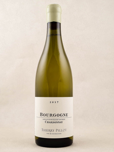Thierry Pillot - Bourgogne Chardonnay 2017