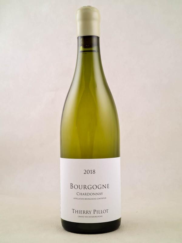 Thierry Pillot - Bourgogne Chardonnay 2018