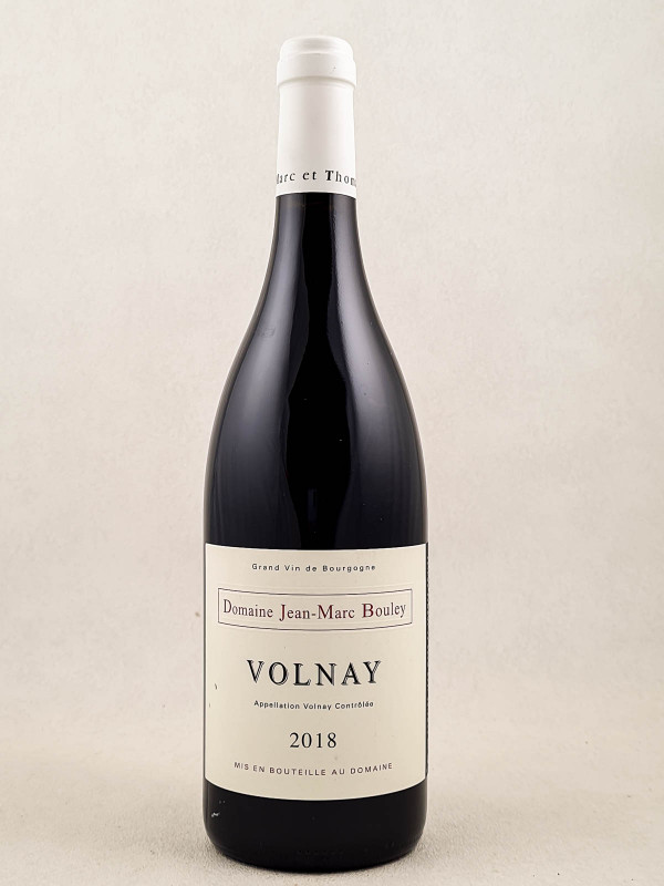Jean Marc Bouley - Volnay 2018
