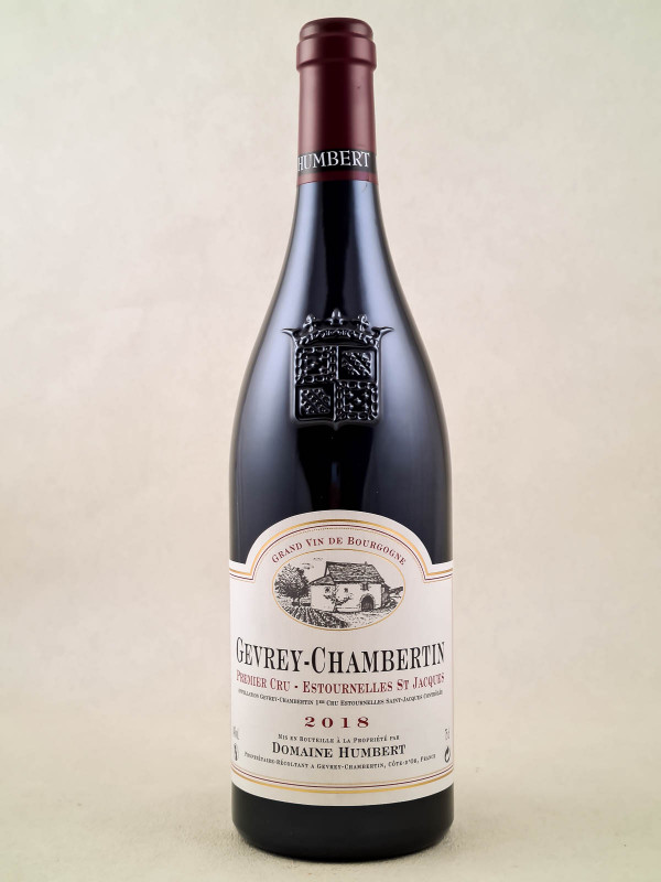 "Humbert - Gevrey Chambertin 1er cru ""Estournelles St Jacques"" 2018"