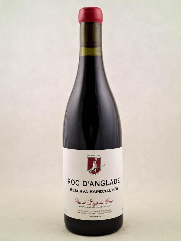 """Roc d'Anglade - """"Reserva Especial n°6"""" Vin de Pays du Gard"""
