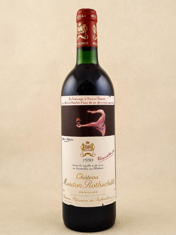 Mouton Rothschild - Pauillac 1990