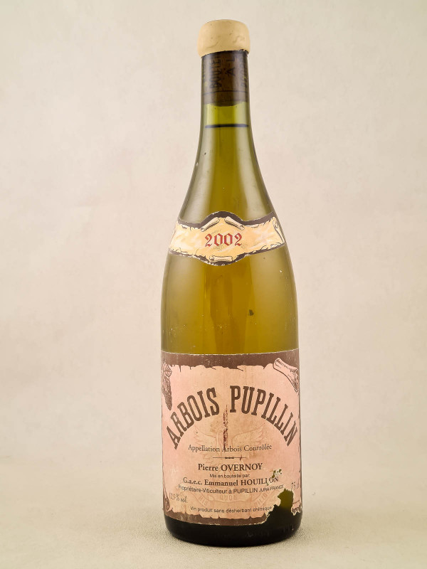 Overnoy - Arbois Pupillin blanc Chardonnay 2002