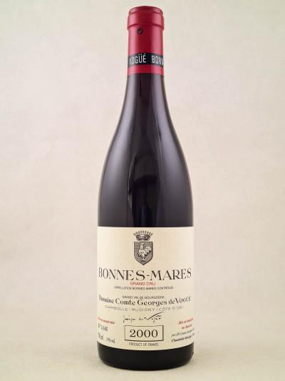 Comte de Vogué - Bonnes Mares 2000