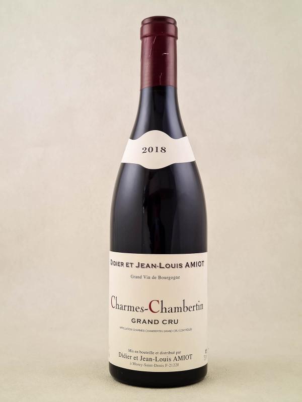 Pierre Amiot - Charmes Chambertin 2018