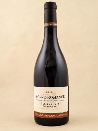 """Arnoux Lachaux - Vosne Romanée 1er cru """"Les Suchots"""" 2015"""