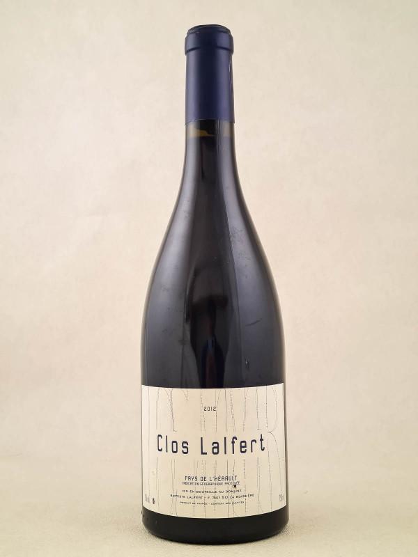 Clos Lalfert - Vin de France 2012