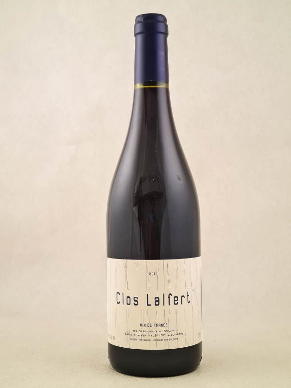 Clos Lalfert - Vin de France 2015