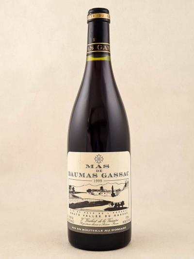 Mas de Daumas Gassac - Vin de Pays de l'Hérault 1999