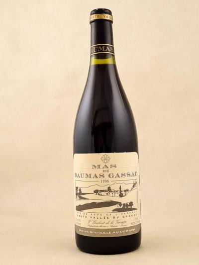 Mas de Daumas Gassac - Vin de Pays de l'Hérault 1996