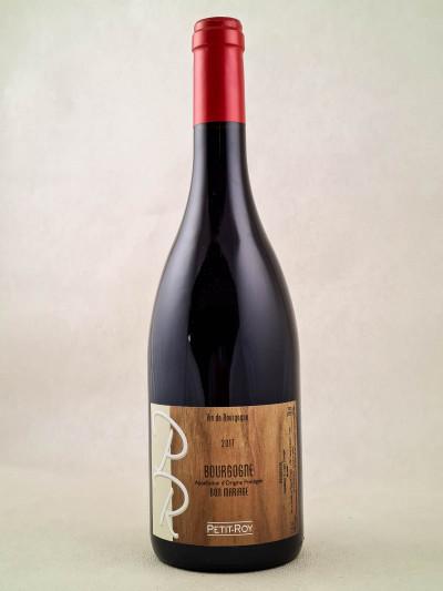 """Petit Roy - Bourgogne """"Bon Mariage"""" 2017"""