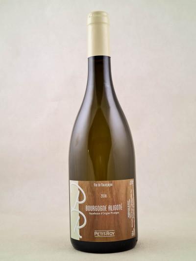 Petit Roy - Bourgogne Aligoté 2018