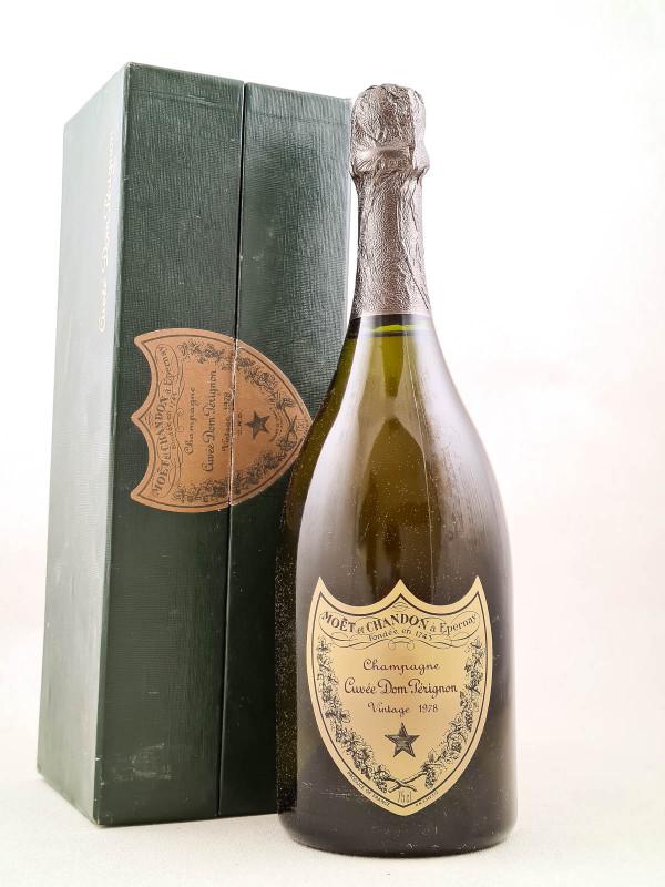 Dom Pérignon - Moët & Chandon 1978