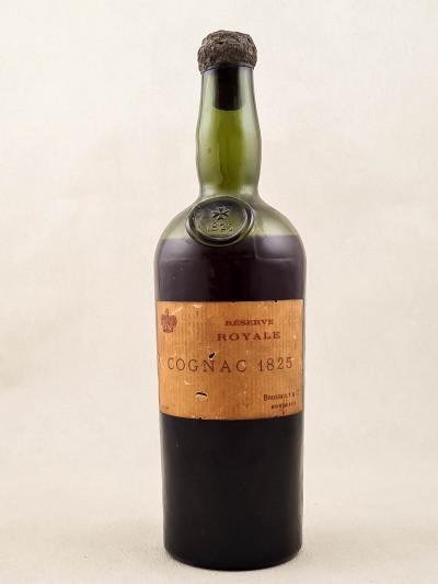 Brossault - Cognac Réserve Royale 1825