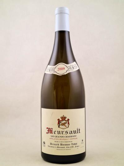 """Boisson Vadot - Meursault """"Les Grands Charrons"""" 2009 MAGNUM"""