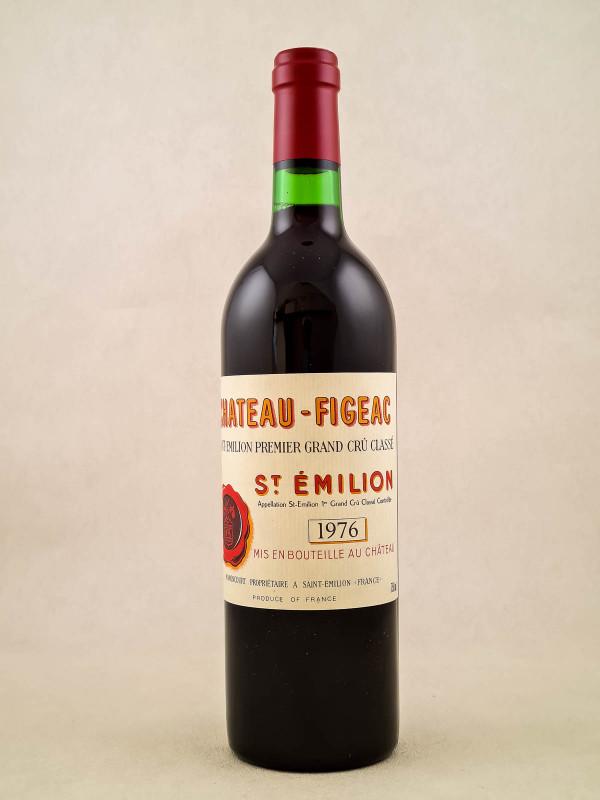 Figeac - Saint Emilion 1976