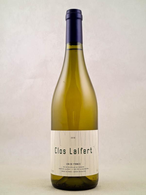 Clos Lalfert - Vin de France 2018