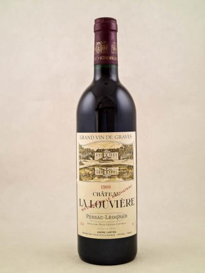 La Louvière - Pessac Léognan 1989