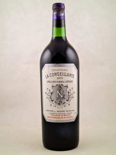 La Conseillante - Pomerol 1973 MAGNUM