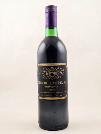 Feytit Clinet - Pomerol 1982