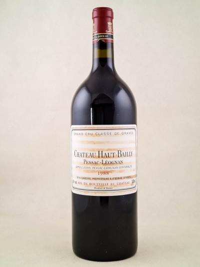 Haut Bailly - Pessac Léognan 1988 MAGNUM