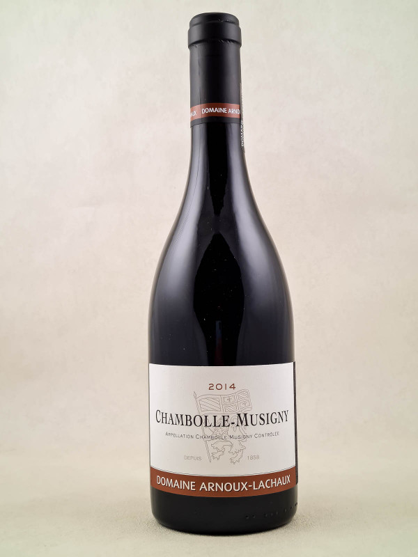 Arnoux Lachaux - Chambolle Musigny 2014
