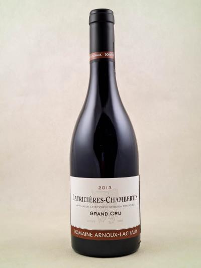 Arnoux Lachaux - Latricières Chambertin 2013