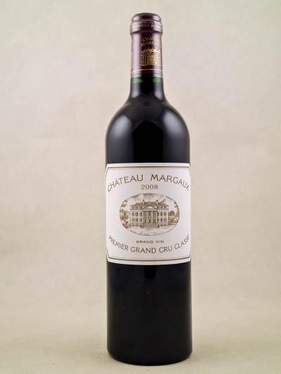 Château Margaux - Margaux 2008