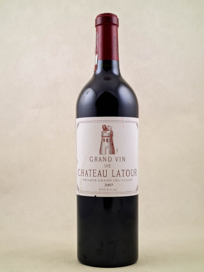 Latour - Pauillac 2007