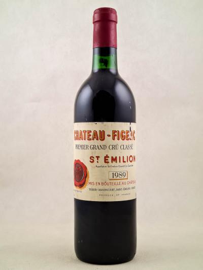 Figeac - Saint Emilion 1989