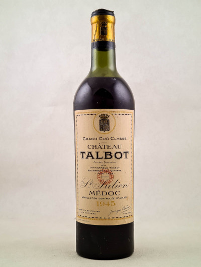 Talbot - Saint Julien 1945