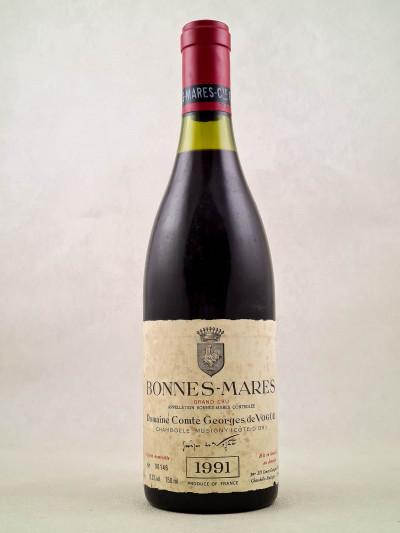 Comte de Vogué - Bonnes Mares 1991