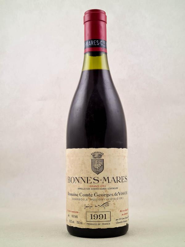 Comte Georges de Vogüé - Bonnes Mares 1991