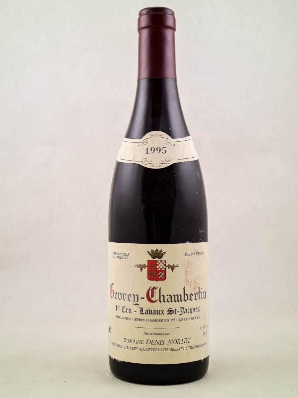 "Armand Rousseau - Gevrey Chambertin 1er cru ""Lavaux Saint Jacques"" 1995"