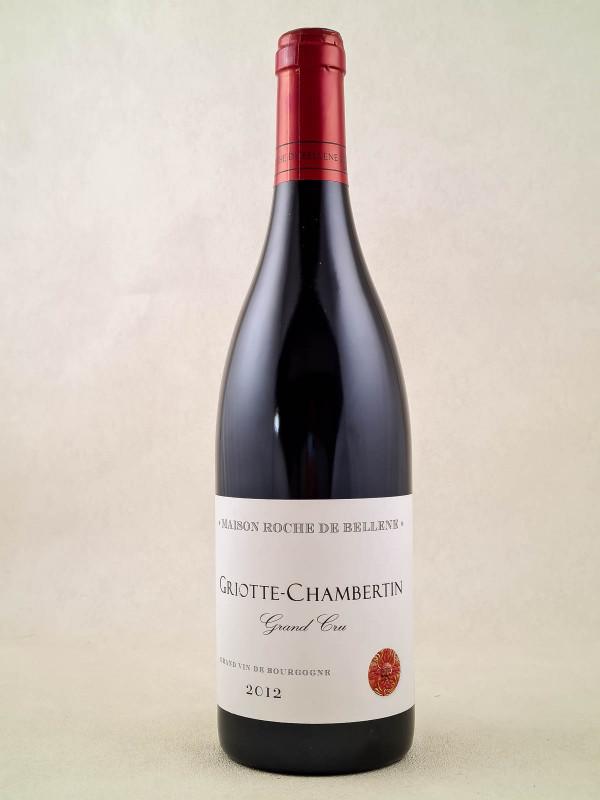 Roche de Bellene - Griotte Chambertin 2012