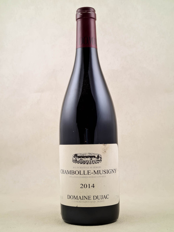 Dujac - Chambolle Musigny 2014
