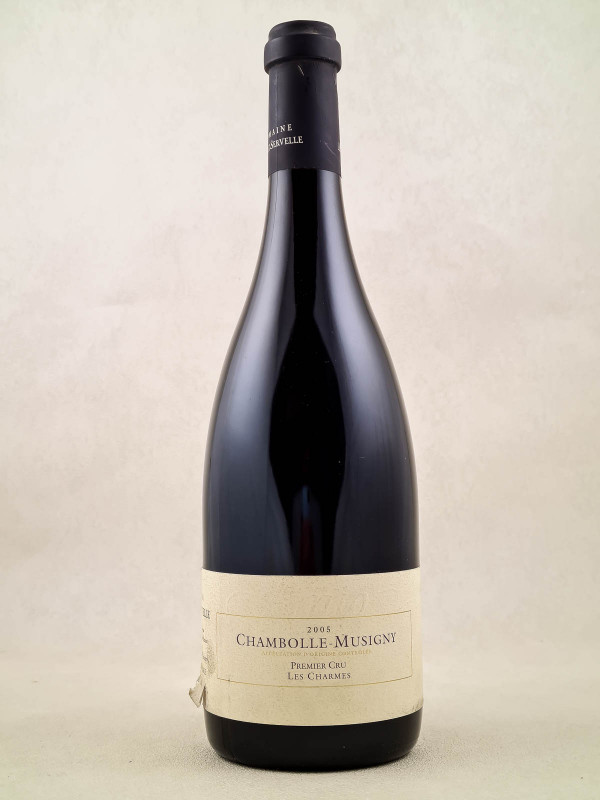 """Amiot Servelle - Chambolle Musigny 1er cru """"Les Charmes"""" 2010"""
