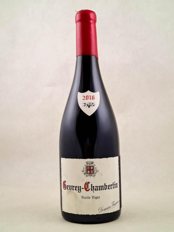 Fourrier - Gevrey Chambertin Vieille Vigne 2016