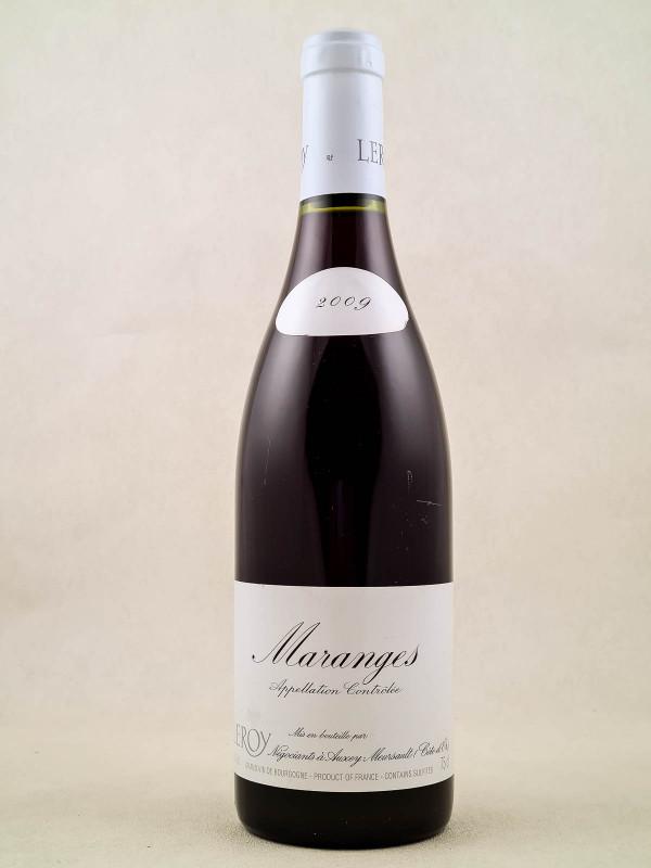 Leroy - Maranges 2009
