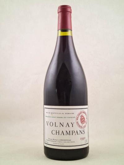 "Marquis d'Angerville - Volnay 1er cru ""Champans"" 1990 MAGNUM"