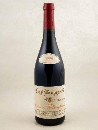 "Clos Rougeard - Saumur Champigny ""Poyeux"" 1996"