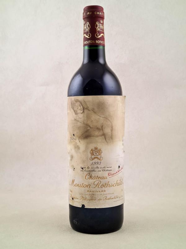 Mouton Rothschild - Pauillac 1993