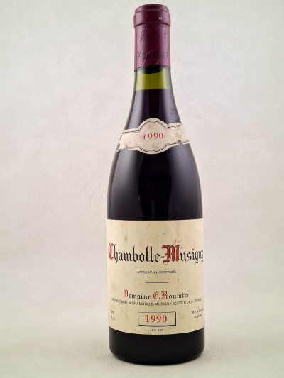 Georges Roumier - Chambolle Musigny 1990