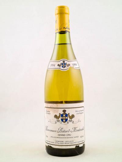 Leflaive - Bienvenues Bâtard Montrachet 1994