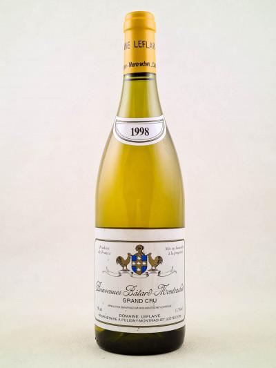 Leflaive - Bienvenues Bâtard Montrachet 1998