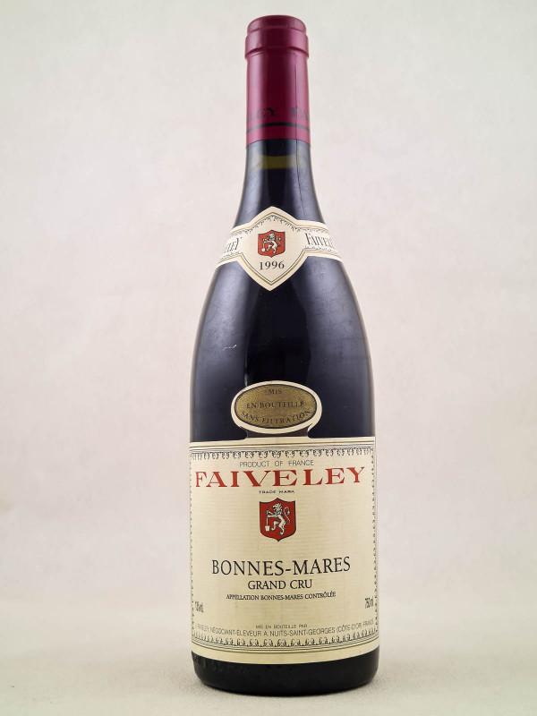 Faiveley - Bonnes Mares 1996
